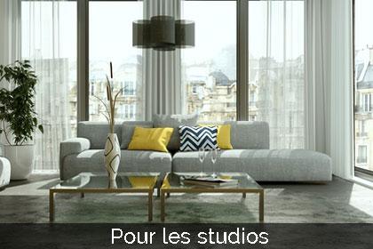 cuisine equipée pour les petits espaces design architecture interieure