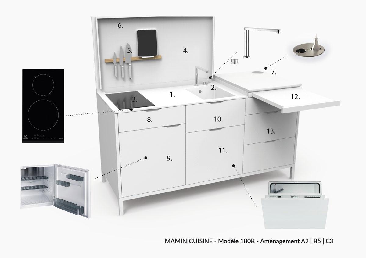 Aménagement-électroménager-Modèle180b